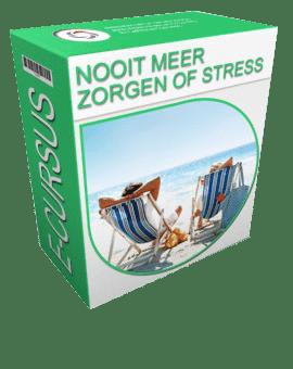 cursus nooit meer zorgen of stress