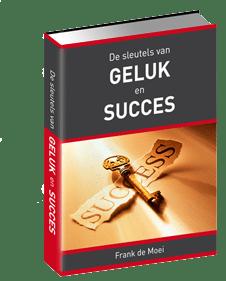 sleutels van geluk en succes