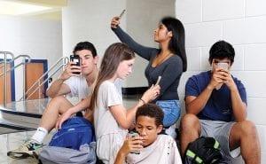 onzeker-door-social-media