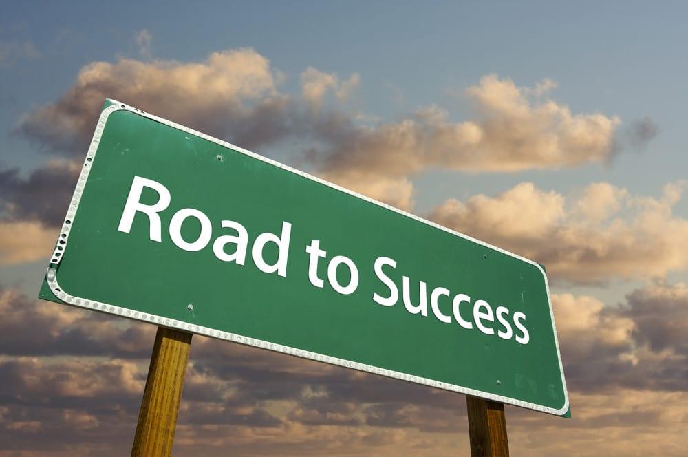 Succesvol worden