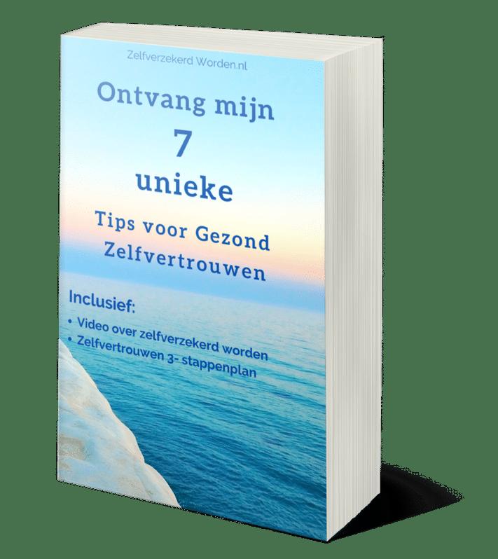 7 tips gezond zelfvertrouwen