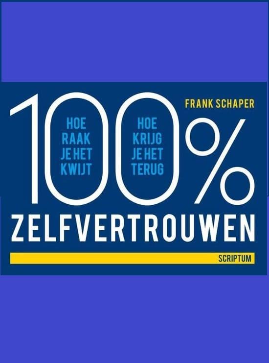 100% zelfvertrouwen boek bestseller