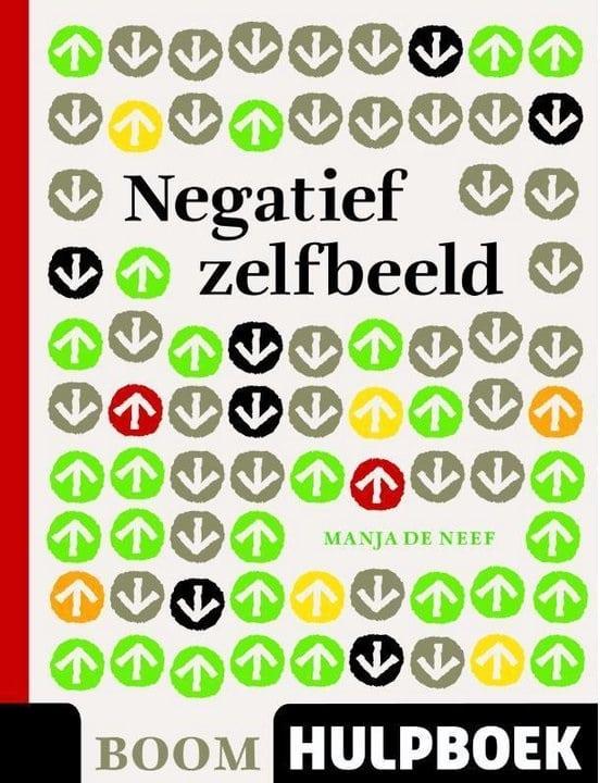 Negatief zelfbeeld boek